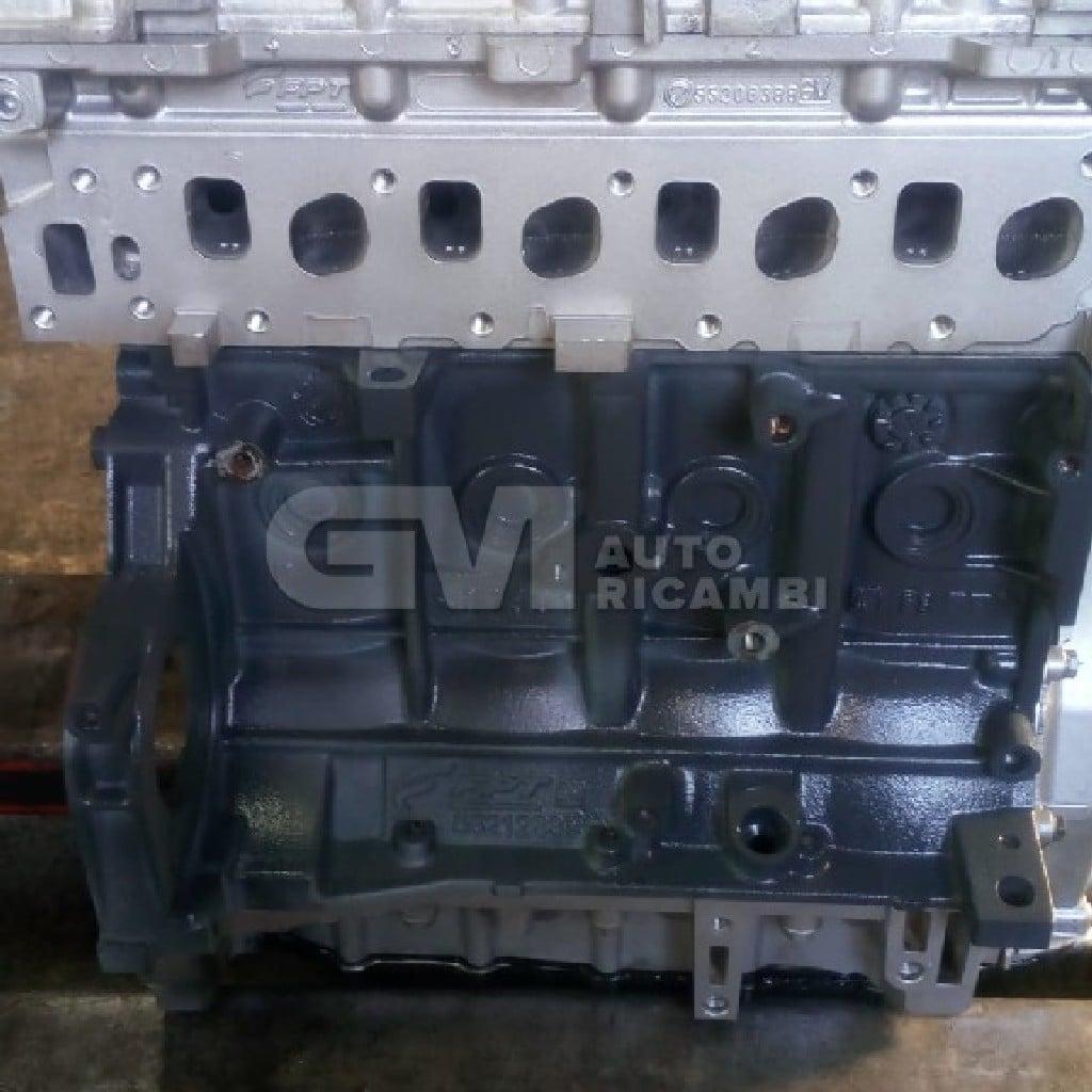 Motore Rigenerato Fiat Punto 1300 Diesel Cod.motore: 199A9000