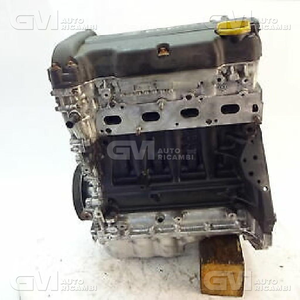 Motore Rigenerato Opel Corsa 1200 Benzina Cod.motore: Z12XE