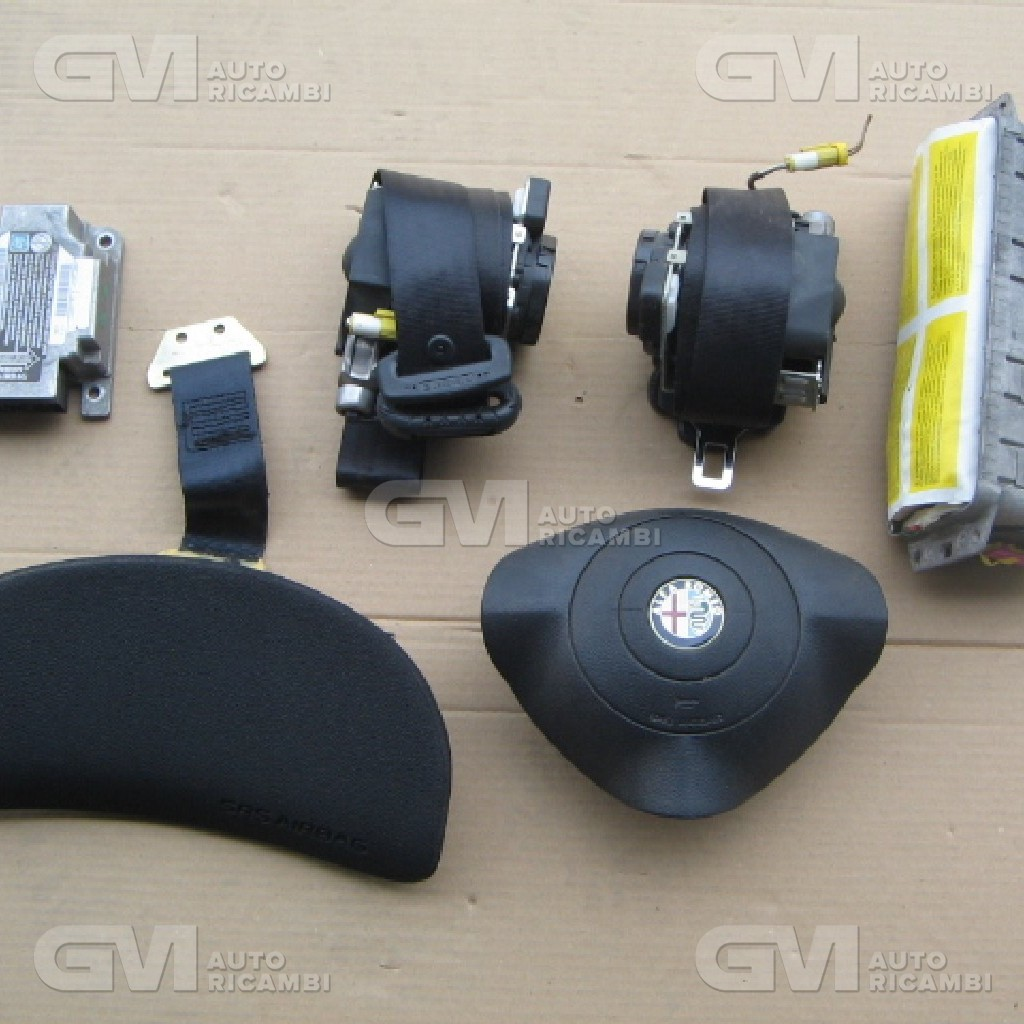 kit airbag alfa romeo 147
